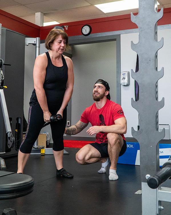 Luke Toennies Personal Trainer